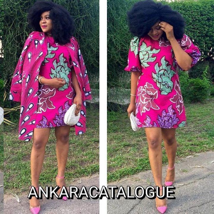 female ankara styles