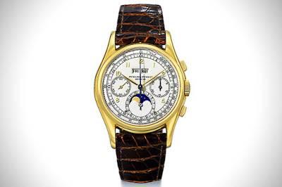 patek philip reference 1527 watch image