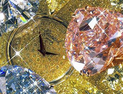 choppard 201 carat watch $25million image