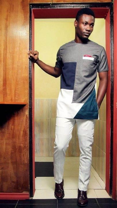African wear men
