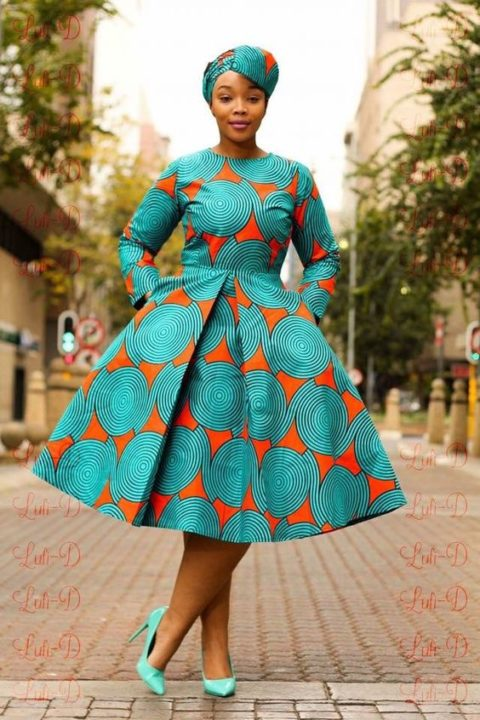 60+ African Dress Designs For Classy Women October 2018   Couture Crib