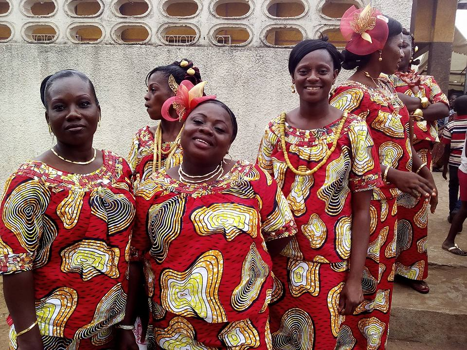 African traditional dresses