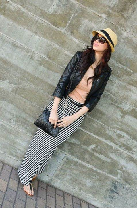maxi skirts Long Skirt Fashion