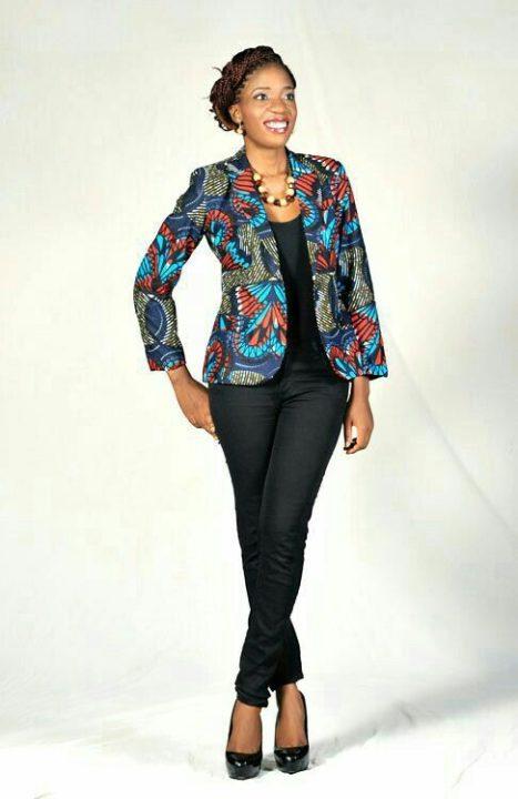 ghana kitenge styles