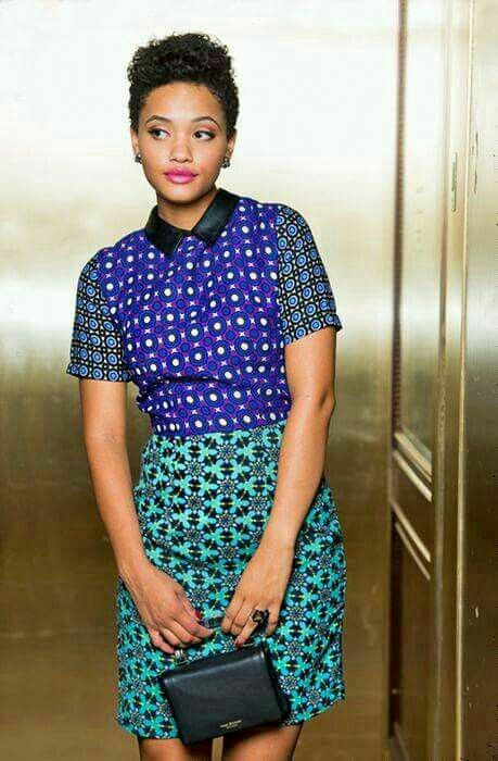 Kitenge Fashion The Best Kitenge Styles
