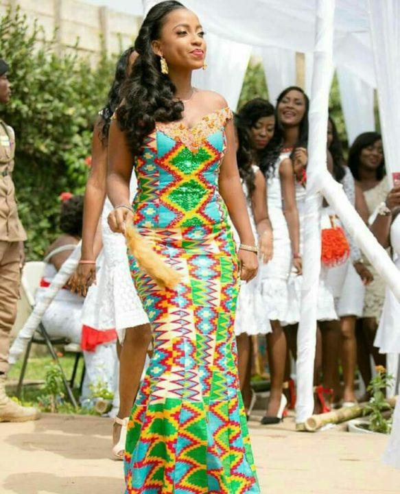 kente styles 2017