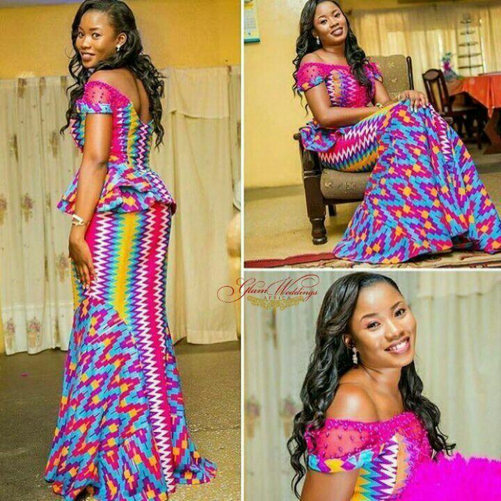 New Fashion Dresses In Ghana