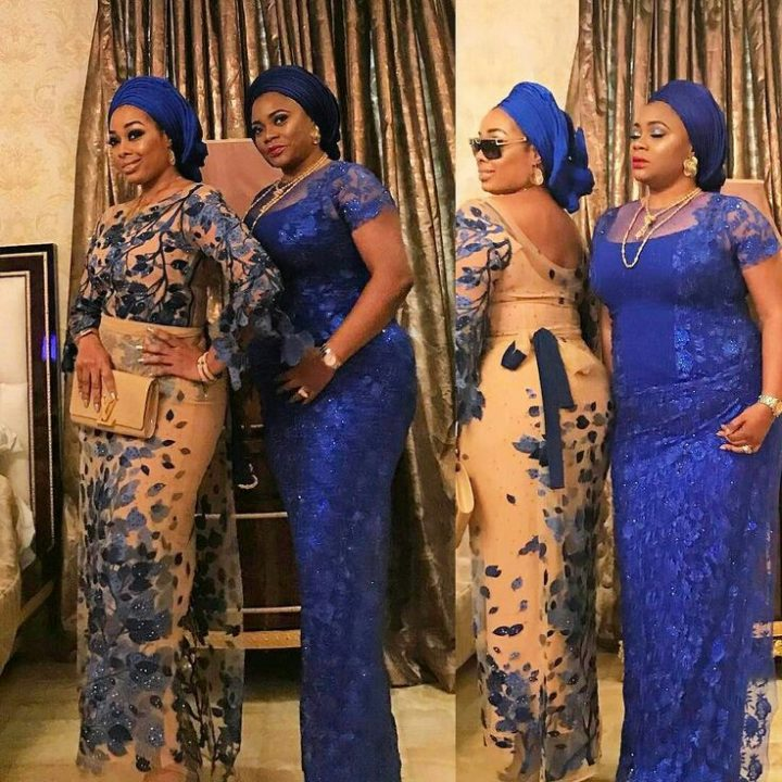 Aso Ebi Gallery: A Collection Of Beautiful Styles ...