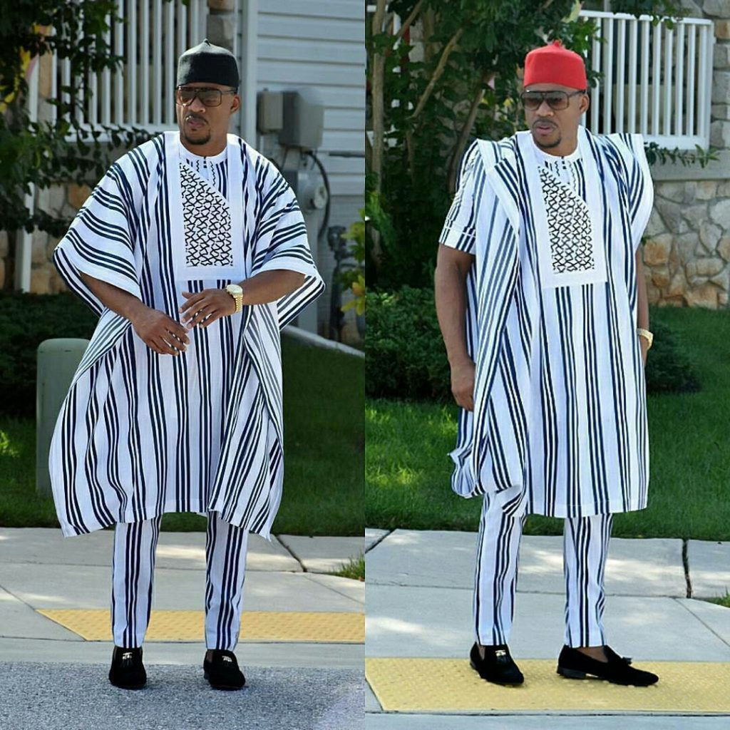 Agbada Styles For Men: Top Picks [Updated May 2019