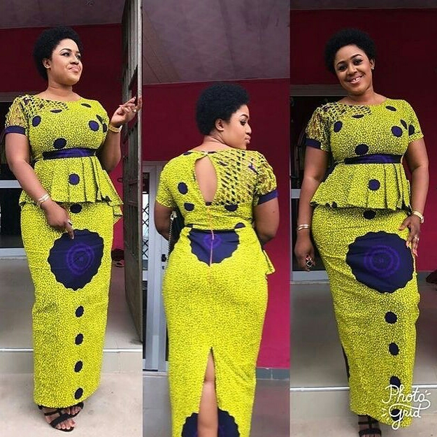 ankara styles for ladies
