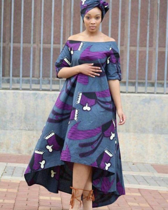Kitenge Fashion: Best Kitenge Styles Women September 2018 ...
