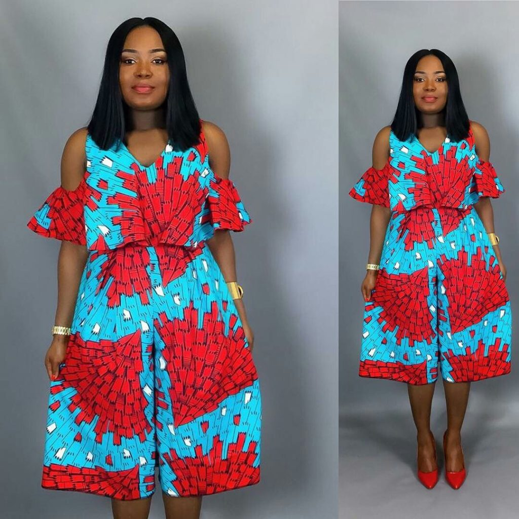 African Dress Designs For Classy Women August 2018