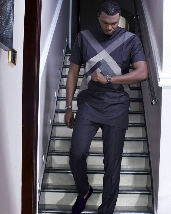latest Nigerian mens wear image 12453265