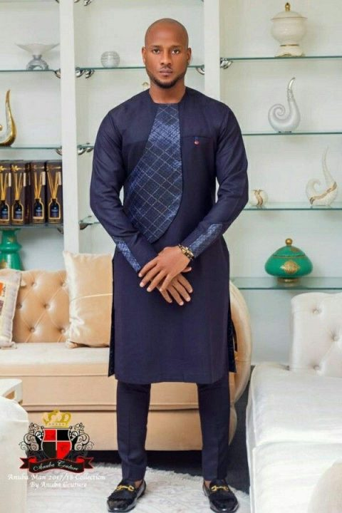 latest Nigerian mens wear image 12 bret