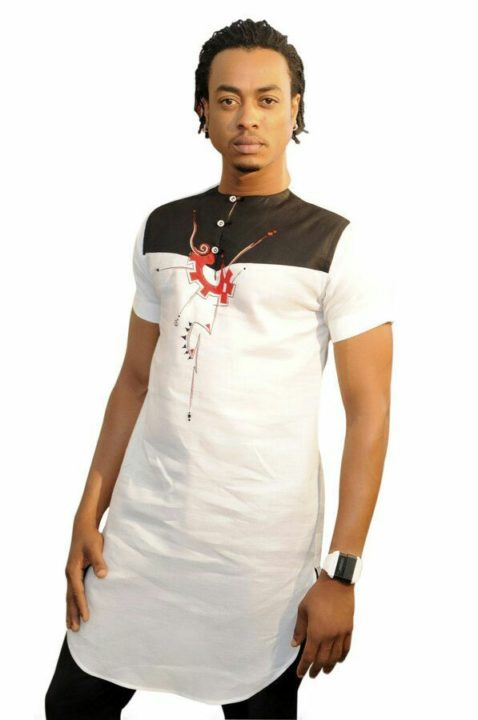 latest Nigerian mens wear image 12