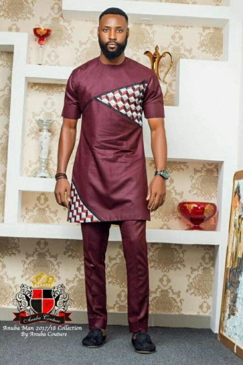 Nigerian Mens wear image