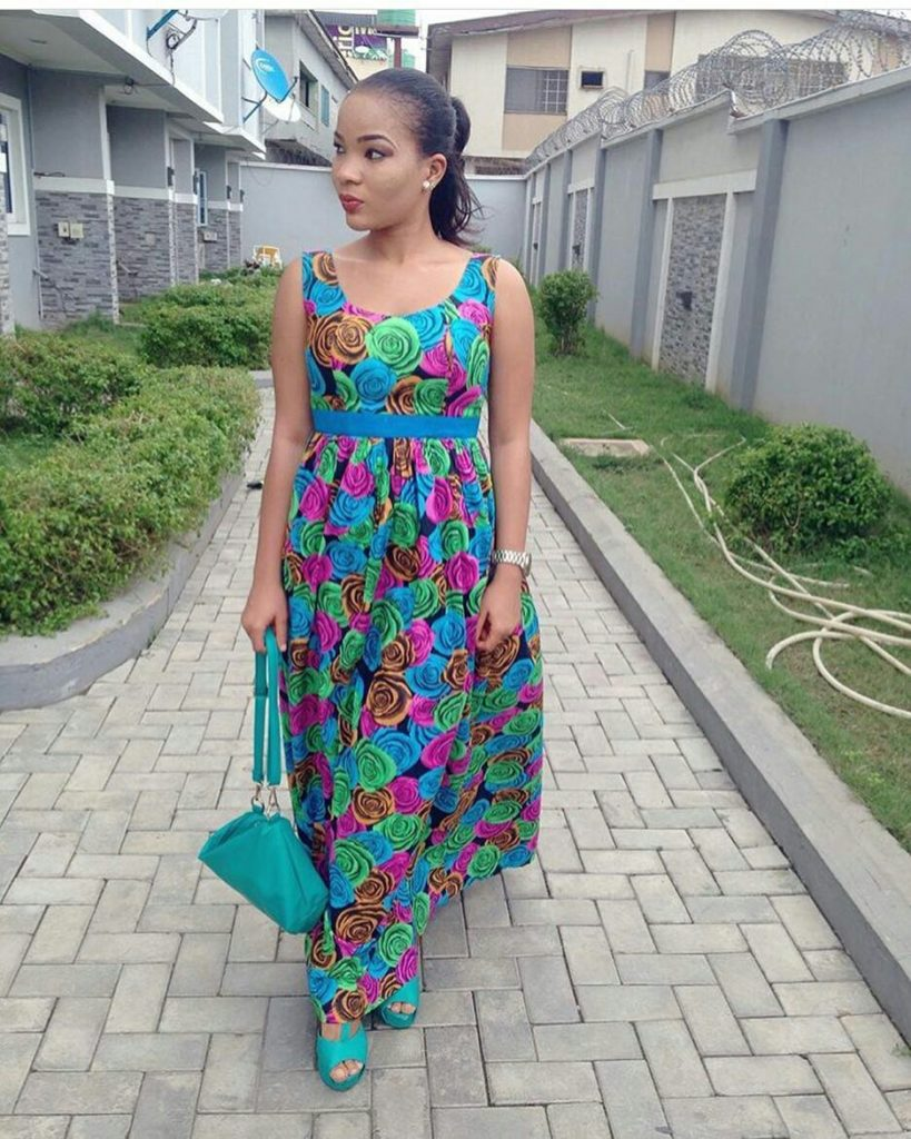 Trendy Styles Made With Ankara For Ladies 3