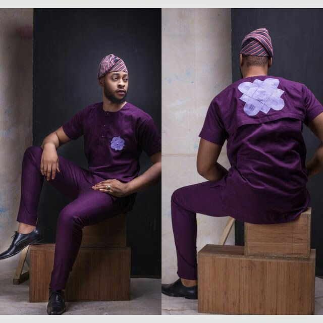 latest Nigerian mens wear image 12745764
