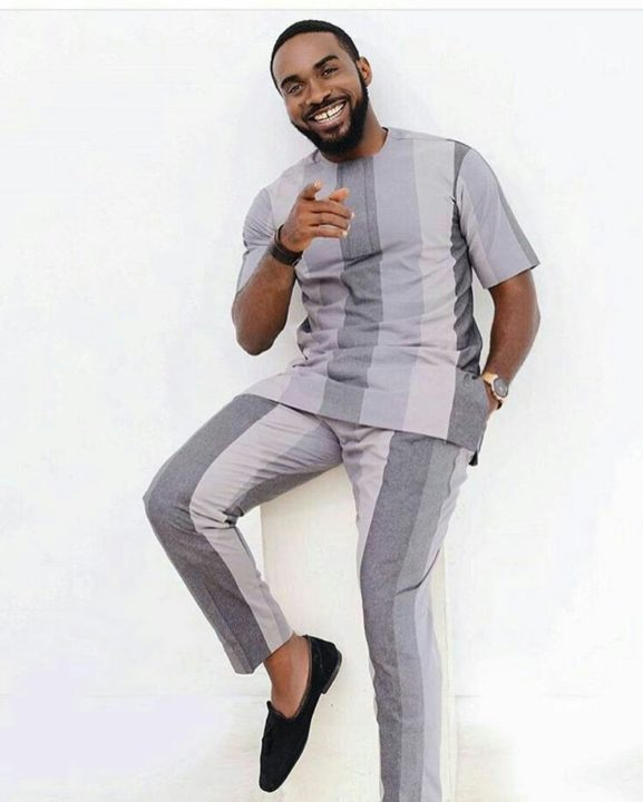 latest Nigerian mens wear image 12 675