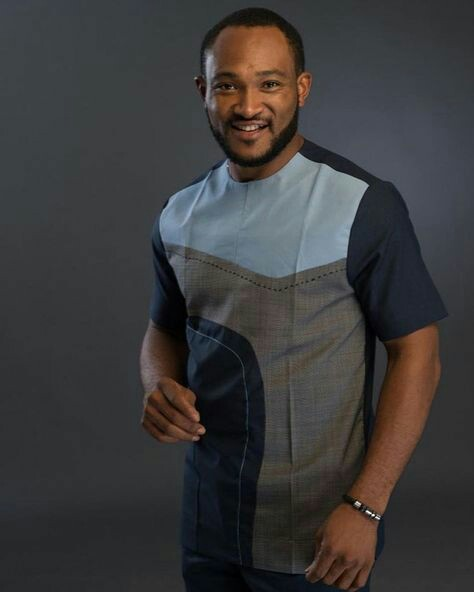 latest Nigerian mens wear image 124