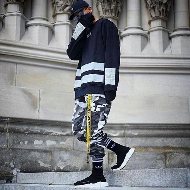 Streetwear Fashion For Men Nov. 2018