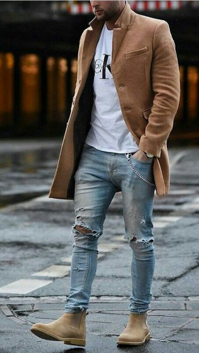 Luxury Mens Jeans
