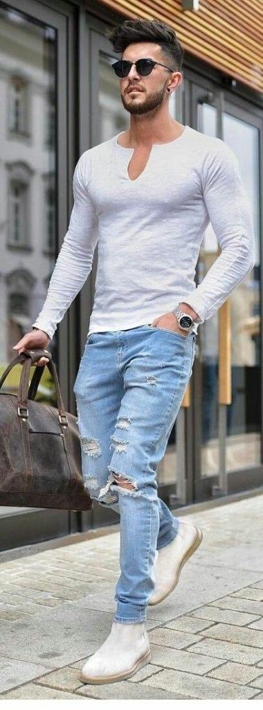 Streetwear Fashion 2018 + Menu0026#39;s Urban Style Clothing Ideas | Couture Crib