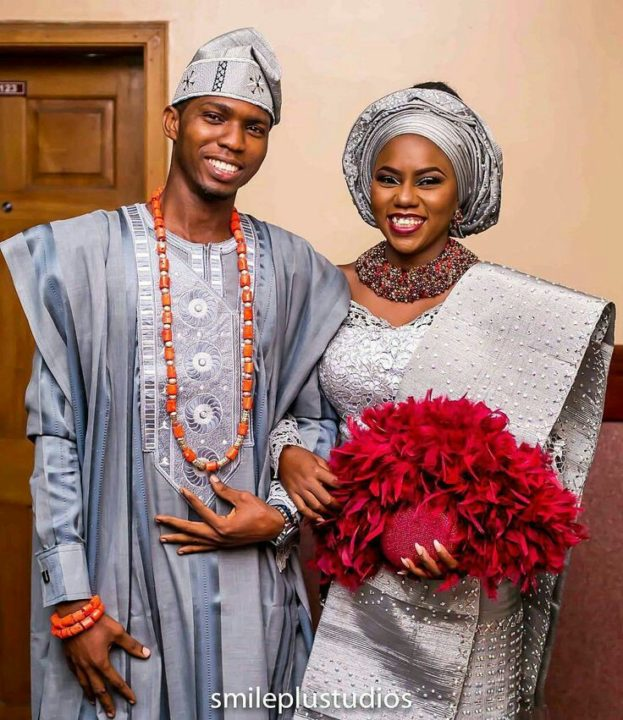 Yoruba Traditional Wedding Attire Styles Nov 2018