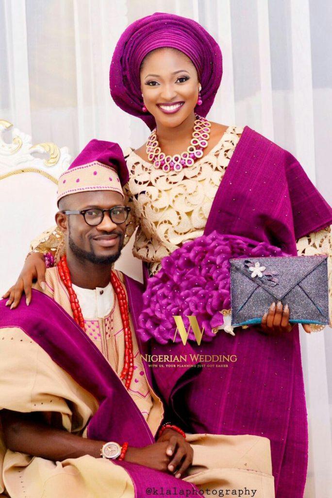 Yoruba Traditional Wedding Attire Styles [Updated 2020