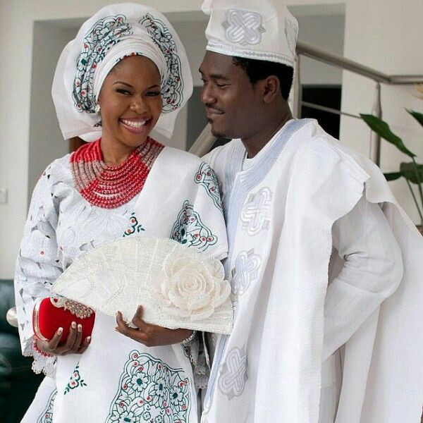 Nigerian Traditional Yoruba Wedding: Yoruba Traditional Wedding Attire Styles [Updated 2020