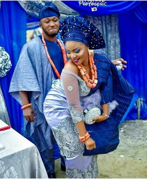 Nigerian Traditional Yoruba Wedding: Yoruba Traditional Wedding Attire 2018
