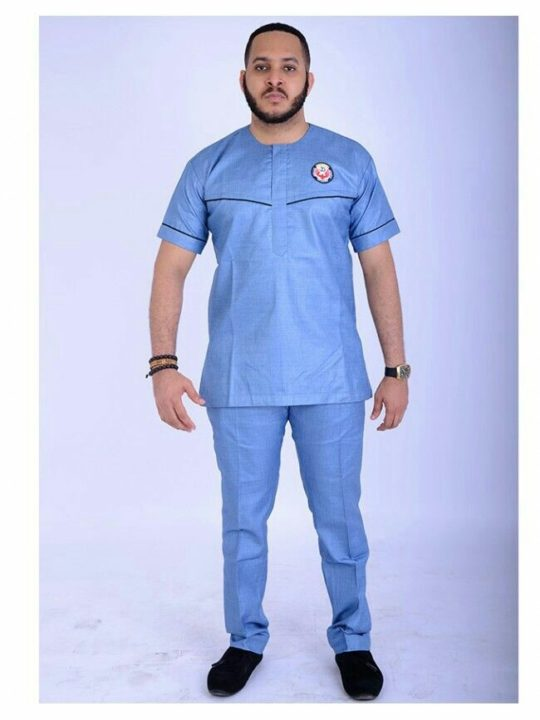 Nigerian Male Fashion Pictures