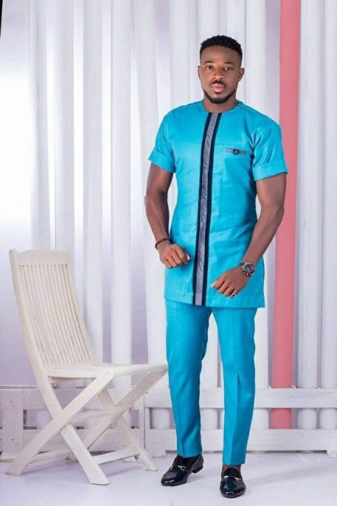 Latest Ankara Styles For Men October 2018 Couture Crib