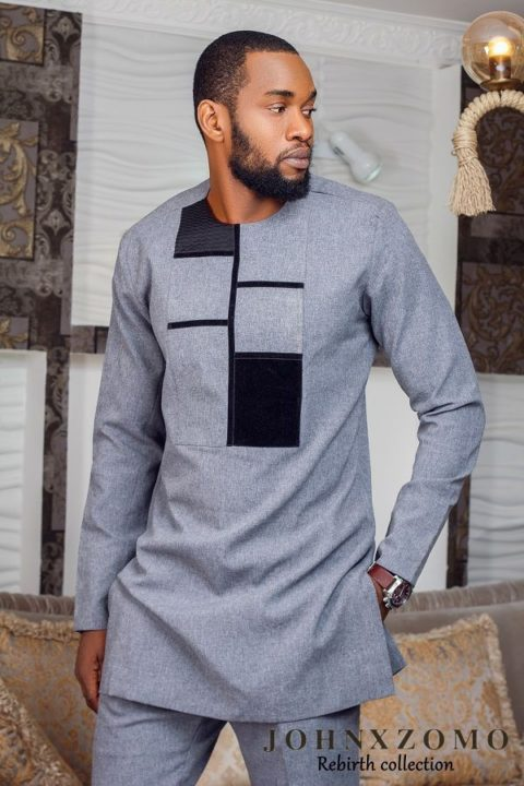 Men African Shirts