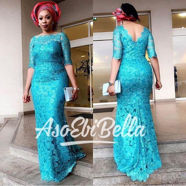 Wedding Hairstyles In Nigeria 2019: Nigerian Lace Styles For Wedding [Jan] 2019