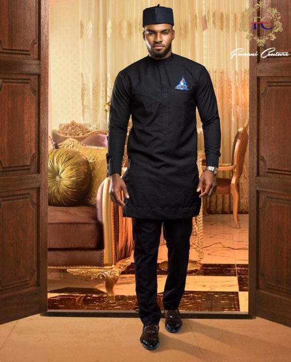 Nigerian Native Wear Designs For Men Di441b Discosperfectos Com