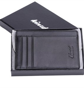 Kinzd RFID Leather Wallet image review 2