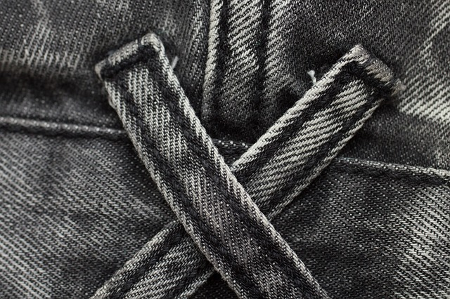faded jeans image